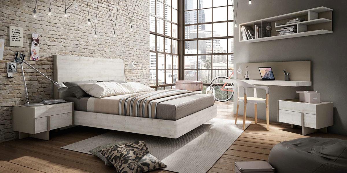 Diferentes Estilos De Dormitorios En Nuestra Muebleria En Asturias - Dormitorios-adultos