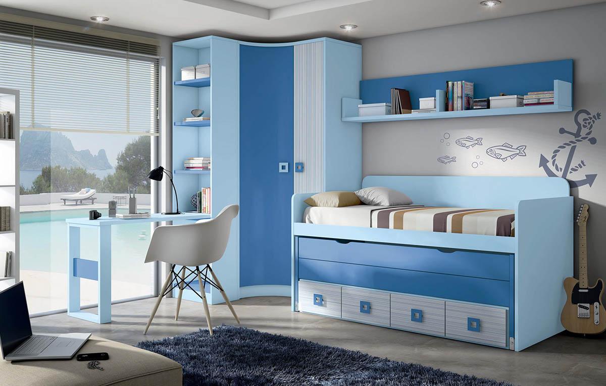 Dormitorios juveniles en mobelpark la mayor muebler a de for Muebles la carlota dormitorios juveniles