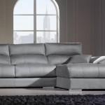 Sofá diseño gran comodidad extraíble reclinable brazo siesta multiposición