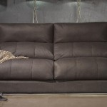 Sofá diseño cómodo brazo siesta ajustable reclinable extraíble