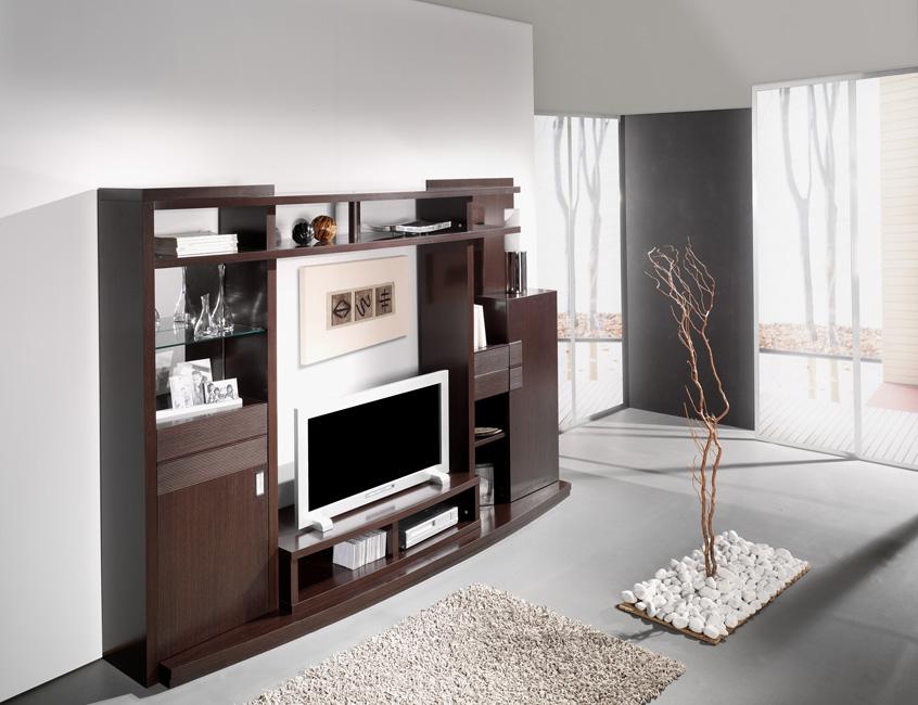 Mobelpark tienda de muebles asturias 10 mueble salon for Mueble libreria salon