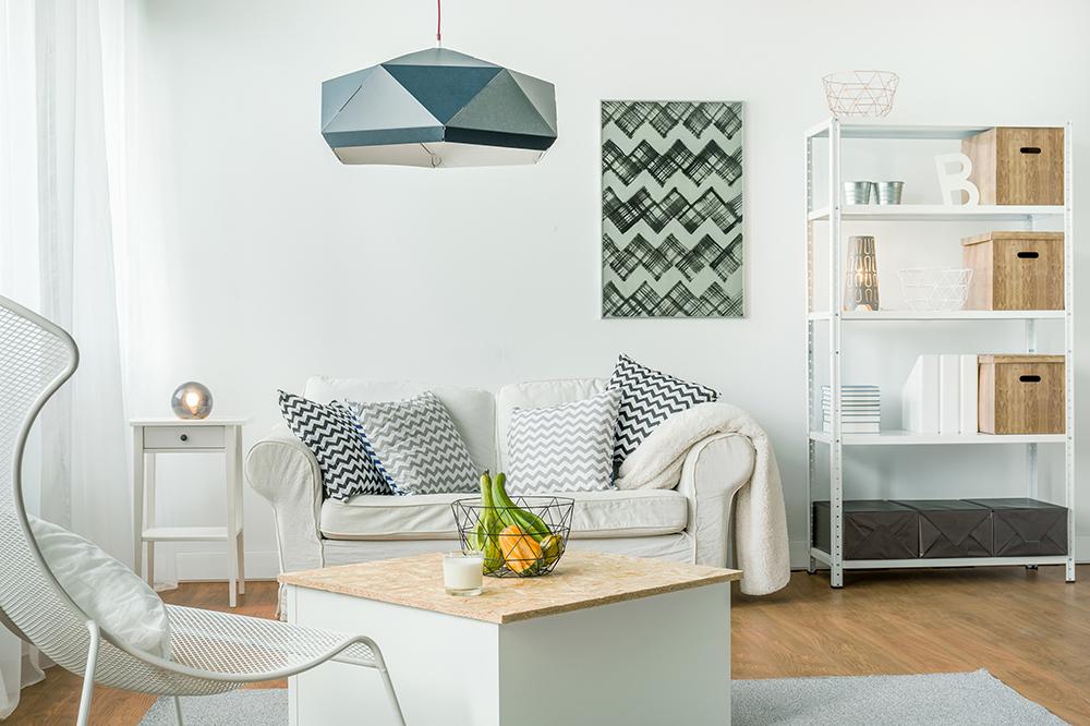 Claves Para Decorar Pisos Pequenos Mobelpark Tienda De Muebles - Decorar-pisos-pequeos