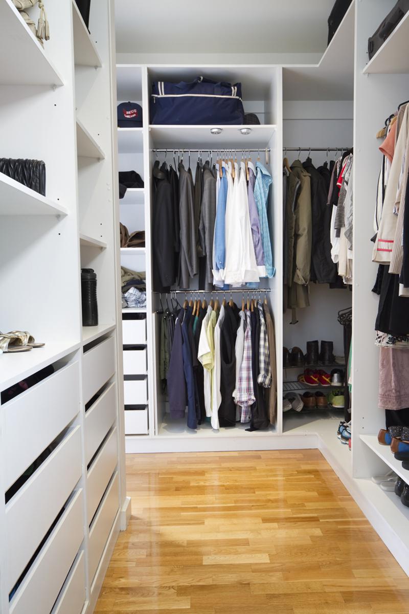 Armario O Vestidor Qu Prefieres Mobelpark Tienda De Muebles  ~ Como Hacer Un Vestidor En Una Habitacion