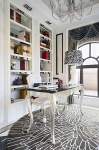 nice study room